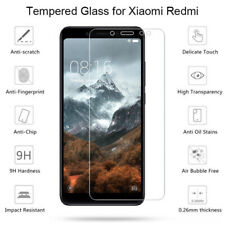 Tempered Glass Screen Protector Film Cover Case Protective For Xiaomi Redmi Acc