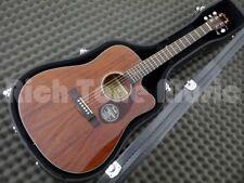 Fender CD-140SCE All Mahogany Acoustic Guitar