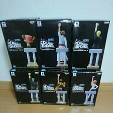 One piece DRAMATIC SHOWCASE 1st season vol.1 vol.2 vol.3 All 6set Complete JAPAN