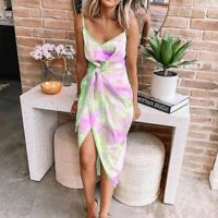 Dresses V Neck Loose beach Floral Long women's Maxi Dress Womens Casual sundress