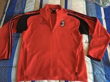 Felpa milan Champions League Adidas In Pile. Originale.