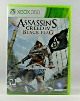 Assassin's Creed IV: Black Flag (Microsoft Xbox 360, 2013) New !