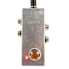 True Bypass EFFECTS LOOP/Looper Pedal, Guitar/Bass Effects Pedal