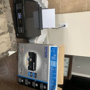 Epson Expression Home XP-410 All-In-One Inkjet Printer As Is For Parts
