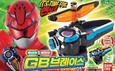 Bandai Power Rangers GO BUSTERS Gear 03 GB Blade Morpher set