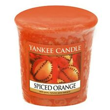YANKEE CANDLE candela profumata votiva Spiced Orange durata 15 ore
