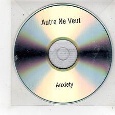 (FU544) Autre Ne Veut, Anxiety - DJ CD