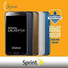 MINT Samsung Galaxy S5 SM-G900P (16GB,32GB) Sprint!