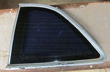 1987 1988 Ford Thunderbird Turbo Coupe Lh Rear Quarter Window Carlite 87 88