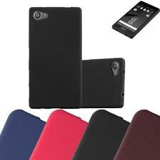 Schutz Hülle für Sony Xperia Z5 Compact Handy Cover Case TPU Matt Bumper