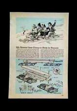 BOBSLED build from Flexible Flyer type Sled How-To PLANS