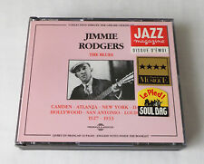 Jimmie RODGERS The blues 1927-1933 FRENCH 2CD box FREMEAUX & ASSOCIES (1996)