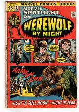 MARVEL SPOTLIGHT #2 (1972) - GRADE 4.0 - 1ST APPEARANCE OF WEREWOLF BY NIGHT!