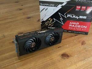 Sapphire Pulse AMD Radeon RX 6700 XT Gaming 12GB GDDR6 HDMI 11306-02-20G