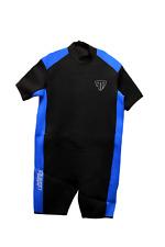 6X Shorty Wetsuit - Front Zip Style - Men's or Taller Women - 2500