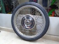BMW 75 R75/5 R75 Used Alloy Rim Front Wheel Rim Unit 1973 RB50