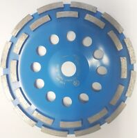 Cabezal Pulido Diamante Olla Lijado 180MM Disco Abrasivo Amoladora de Hormigón