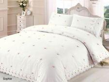 Linge de lit et ensembles coton mélangé avec des motifs Brodé pour chambre