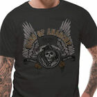 Sons of Anarchy - Winged Logo T Shirt Size:S,XL - NEW & OFFICIAL