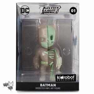 Mighty Jaxx XXRAY GID Batman by Jason Freeny - Kidrobot Exclusive Brand New