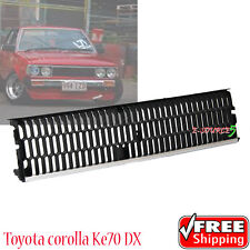 Toyota Corolla KE70 TE72 AE70 79-83 Front Quad Grill Grille Mask DX Model - New