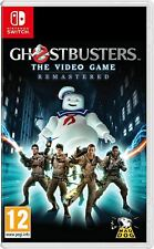 GHOSTBUSTERS THE VIDEO GAME - REMASTERED SWITCH (CODE IN BOX)