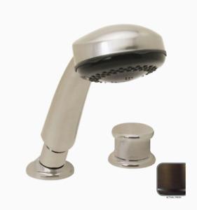 Price Pfister Velvet Aged Bronze Handshower Standard Showerhead R15-407V
