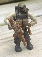 Custom Desert Special Forces Commando Navy Seal Team Minifig Lot 5 Works W/ LEGO