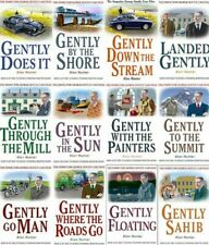 Talking audio book collection - George Gently Crime & Mysteries MP3 CD & 71Hrs