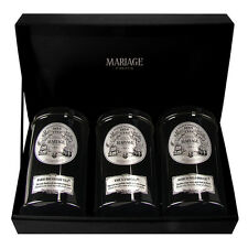 Mariage Freres - FRENCH TEA TIME™ gift set - EACH: 3.52oz / 100gr canister