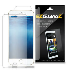 5X EZguardz NEW FULL BODY Screen Protector Cover HD 5X For Apple iPhone 6 Plus