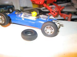 PNEUS REPRO Lotus - Cooper - Formule junior