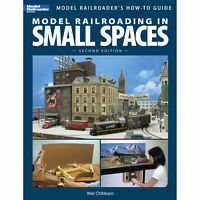 Kalmbach Publishing Co. Model Railroading in Small Spaces 2nd Edition