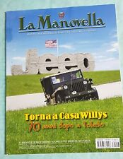 LA MANOVELLA-ASI-N.7-2013-JEEP WILLIS-MERCEDES-HARLEY-ZENITH-CORVETTE VIGNALE