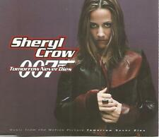 Sheryl Crow - Tomorrow Never Dies CD Single (1997) Enhanced Video