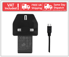Genuine Microsoft Surface 3 Power Charger 13W with UK Adapter 1623 1624 1645