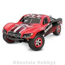 Traxxas Slash 4x4 1/16 4WD RTR Short Course Truck w/TQ 2.4GHz Radio, Battery