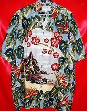 Kalaheo Hawaii Grand Prix  Hawaiian Shirt Size 2XL