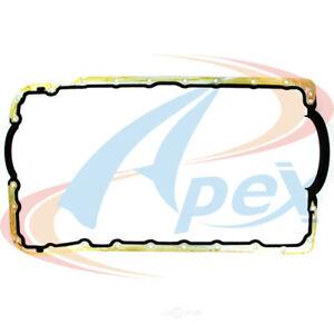 Engine Oil Pan Gasket Set-VIN: X, OHV Upper Apex Automobile Parts AOP445