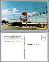 ARIZONA Postcard - Whiting Motels N48