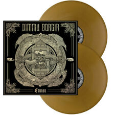 DIMMU BORGIR - Eonian GOLD 2 LP vinyl 700 limited edition 2018 NEW MINT SEALED