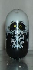 Mighty Beanz Skeleton Bean Special Edition #101 Moose 2010