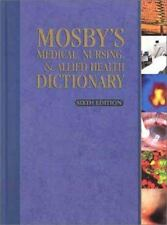 Mosby's Medical, Nursing and Allied Health Dictionary by Mosby Staff,...