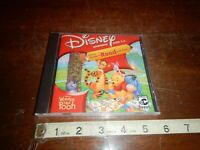 Disney Ready To Read With Pooh PC CD-Rom - NEW & SEALED - Winnie The Pooh