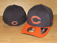 CHICAGO BEARS 39THIRTY CHANGE-UP FLEX FITTED CAP HAT MEN SIZE M/L