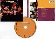 "ASTON VILLA ""Live Acoustic"" (CD) 2001"