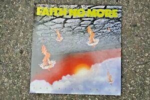 Faith No More - The Real Thing - Slash Records 1989 828154-1