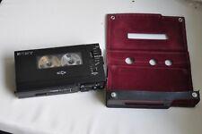 SONY Walkman WM D 6 C Professional Cassette Recorder Kassetten Player Vintage