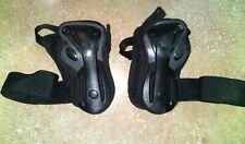 K2 2 Wrist Pads(Black)Fit Logix - Size Medium(Preowned)