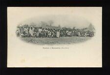 East Africa Tamtam a Bammakou early c1902 u/b PPC